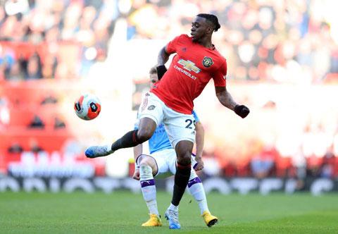 Wan-Bissaka kiến tạo 1 bàn thắng ở trận gặp Sheffield Utd