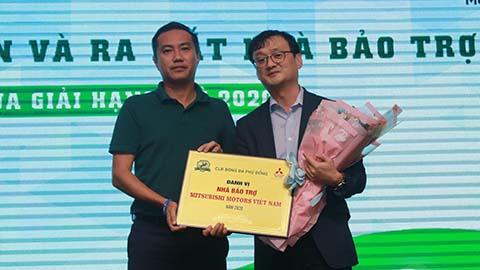 Dàn cựu tuyển thủ quyết đưa Phù Đổng trở về hạng Nhất