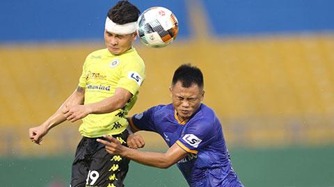 Hà Nội FC trở thành bệnh viện thu nhỏ