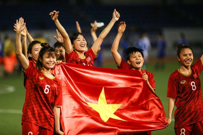 Đội tuyển nữ Việt Nam càng rộng cửa dự  World Cup nữ khi Australia sắm vai đồng chủ nhà