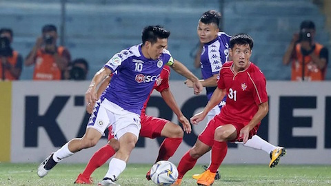 Nhà vô địch V.League sẽ dự tranh AFC Champions League