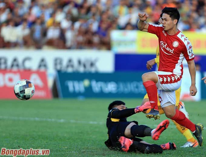 TP.HCM duy trì phong độ tốt từ V.League 2019 sang 2020 - Ảnh: Đức Cường