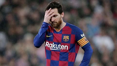 Những 'lão tướng' không phải là vấn đề với Barca