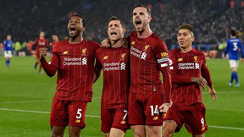 Khi nào Liverpool được trao cúp vô địch Ngoại hạng Anh?