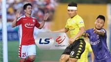 Nhìn lại vòng 6 V.League: Điểm nhấn Công Phượng - Quang Hải