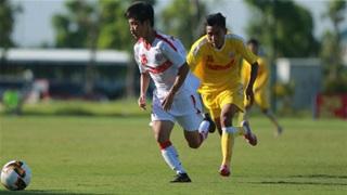 VCK U19 QG 2020: HAGL 1 và PVF giành vé vào chung kết