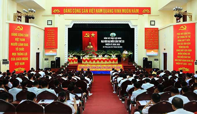 Các tham luận được các đại biểu trình bày tại Đại hội