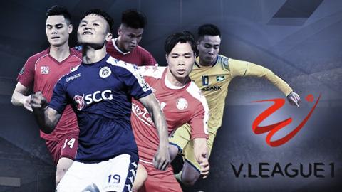 Lịch thi đấu, truyền hình vòng 7 V.League 2020