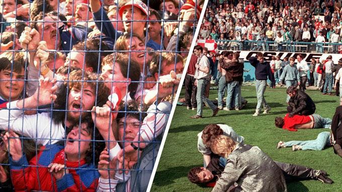 Ngay sau thảm họa Hillsborough năm 1989...
