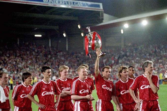 ... Liverpool đã vô địch nước Anh mùa 1989/90