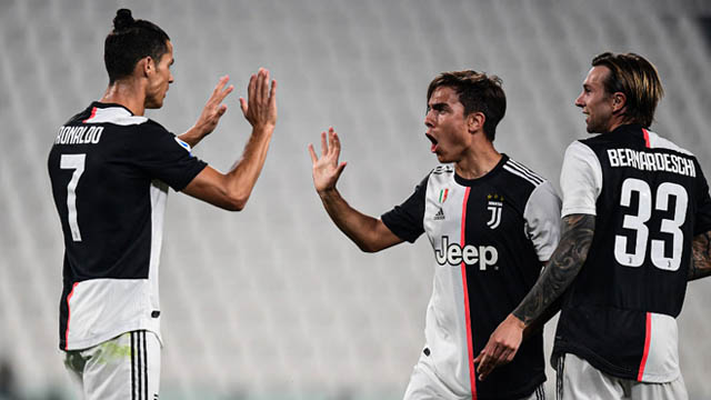 Ronaldo đã có 1 ngày thi đấu ấn tượng