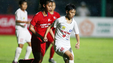 Kết thúc giải U19 nữ QG năm 2020