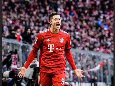 Việc Lewy giành danh hiệu cầu thủ xuất sắc nhất Bundesliga 2019/20 được coi là đương nhiên và hợp lý