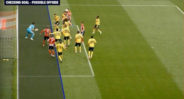 Những điều rút ra từ trận Arsenal thắng Sheffield United 2-1?