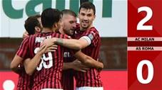 AC Milan 2-0 AS Roma (Vòng 28 Serie A 2019/20)
