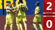Villarreal 2-0 Valencia (Vòng 32 La Liga 2019/20)