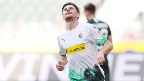 M'gladbach giành vé Champions League: Người hùng Hofmann