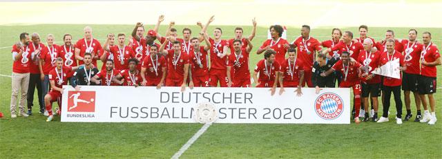 Sự thống trị của Bayern  tại Bundesliga qua những con số