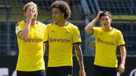 Tính cách 'xấu' của Dortmund
