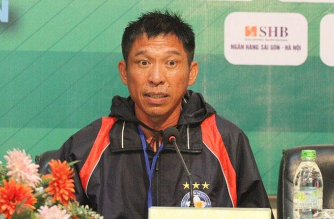 Tân HLV trưởng Quảng Nam: 'Tôi chấp nhận thử thách'