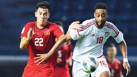 Chưa vượt được Việt Nam & Thái Lan, tân HLV UAE đã mơ mộng đi World Cup