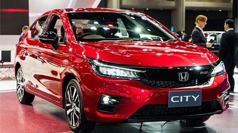 Honda City 2020 sắp ra mắt, thêm nhiều tính năng mới lạ, giá rẻ 'đấu' Hyundai Accent, Toyota Vios
