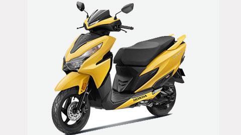 Honda Grazia BS6 ra mắt với thiết kế thể thao, động cơ 125cc, giá hơn 20 triệu đồng