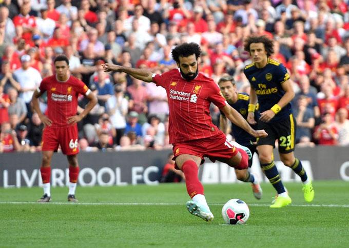 Mỗi ngôi sao của Liverpool được 'phong tước' gì?