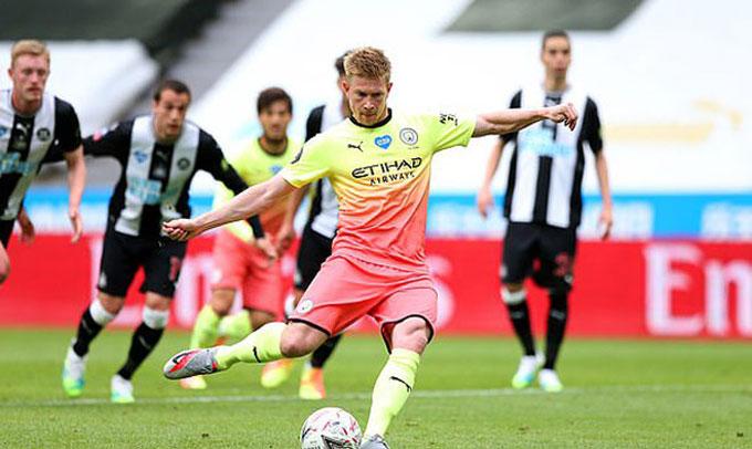 Man City vẫn là ứng viên số 1 cho chức vô địch FA Cup
