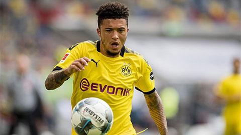 Sancho nói lời chia tay hai đồng đội ở Dortmund