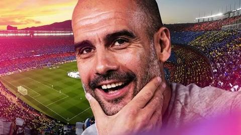 Barca tự tin giật lại được Guardiola nếu Man City kháng án bất thành