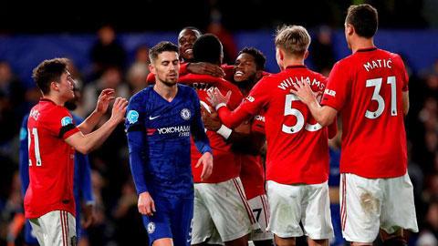 M.U tự tin vượt qua Chelsea ở bán kết FA Cup nhờ thống kê đặc biệt