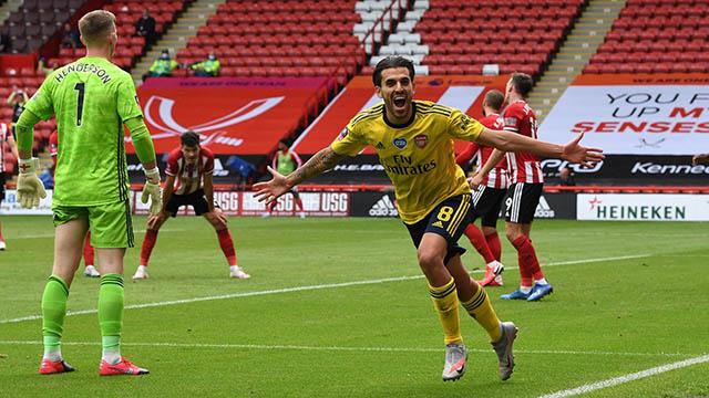 Top bàn thắng đẹp nhất vòng tứ kết FA Cup: Gọi tên kẻ khiến M.U 'toát mồ hôi'