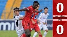Hải Phòng 0-0 HAGL (Vòng 7 V.league 2020)