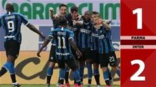 Parma 1-2 Inter (Vòng 28 Serie A 2019/20)