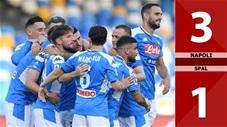 Napoli 3-1 SPAL (Vòng 28 Serie A 2019/20)