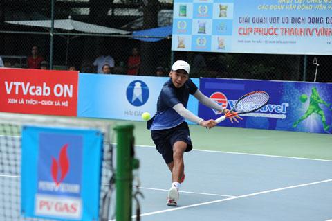Vũ Hà Minh Đức (CLB quần vợt Hải Đăng 1)