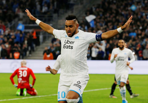 Payet nguyện gắn bó với Marseille đến khi giải nghệ