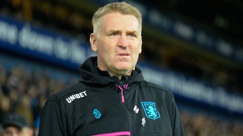 Aston Villa sẽ không sa thải HLV