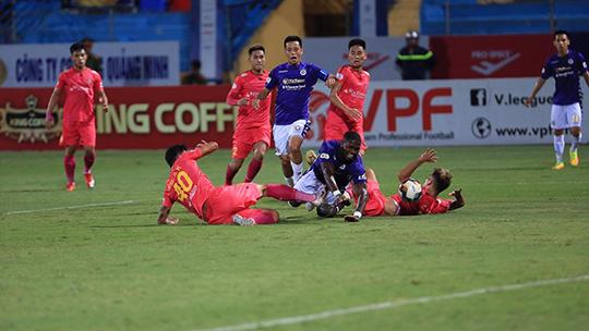 Tường thuật Hà Nội FC 0-1 Sài Gòn FC