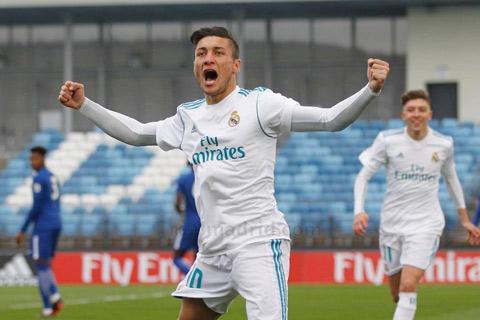 Milan quan tâm tới Oscar Rodriguez