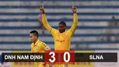 DNH.NĐ 3-0 SLNA(Vòng 7 V.League 2020)