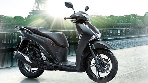 Honda SH 150 lại gây sốc nặng, khi đội giá kỷ lục 55 triệu đồng
