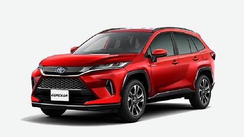 Toyota Corolla Altis Cross siêu hầm hố, giá 'ngon' sắp trình làng, đe Honda CR-V, Mazda CX-5