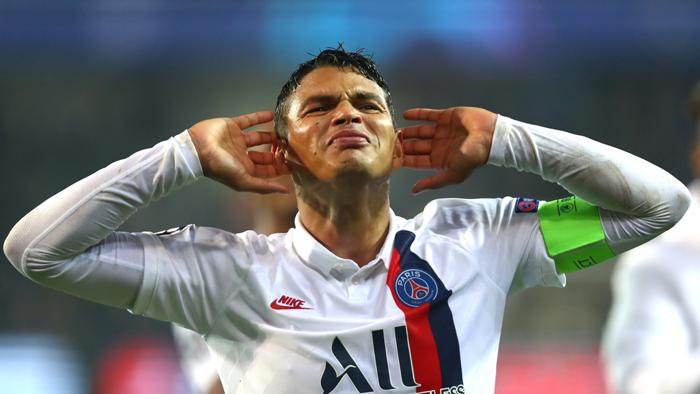 Silva sẽ ở lại PSG đến hết mùa giải