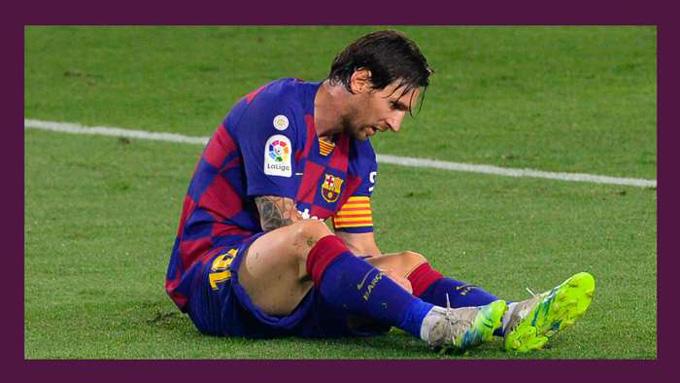 """Messi vẫn đang phải gồng gánh cả Barca. Nhưng một khi anh tàn lực, Barca cũng sẽ """"đuối"""" theo"""
