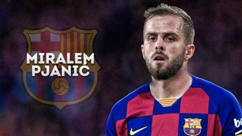 Mang về Pjanic, Barca thành 'nhà dưỡng lão' mới của châu Âu