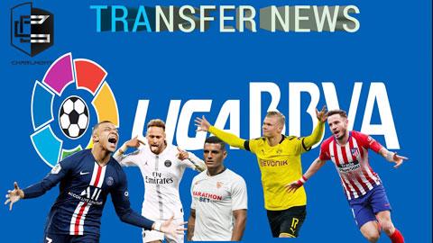 Khi TTCN mở cửa, hy vọng sẽ có nhiều ngôi sao lớn hạ cánh xuống La Liga