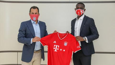 Bayern chính thức đón thần đồng bóng đá Pháp