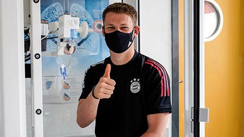 Hôm nay, Bayern đón 2 tân binh đầu tiên